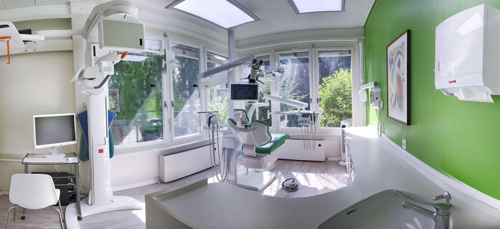 CMD Cabinet dentaire Lausanne